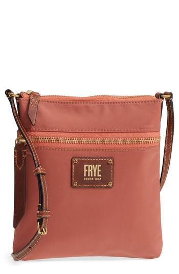 5aa84c87c0 ... Frye Ivy Nylon Crossbody Bag