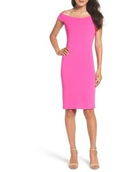 Off the shoulder sheath dress medium 3686297