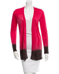 Silk cashmere blend cardigan medium 3664838