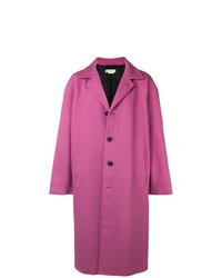 Hot Pink Overcoat