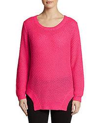 Style stalker moon base knit sweater medium 29869