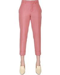 Marni Cropped Technical Gabardine Pants