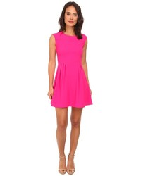 Brigitte Bailey Lexy Crepe A Line Dress