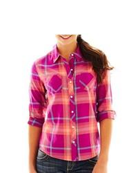 Arizona plaid shirt medium 111635