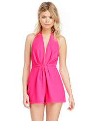 Hot pink playsuit original 6778065