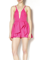 Evenuel Hot Pink Romper