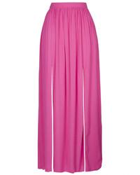 Crinkle maxi skirt medium 115253