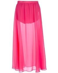 Pierre pleated skirt medium 7147