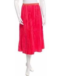 Tia cibani pleated kahlo skirt w tags medium 7013439