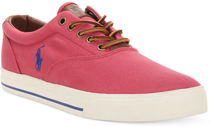 pink ralph lauren shoes