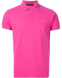 Hot Pink Polo