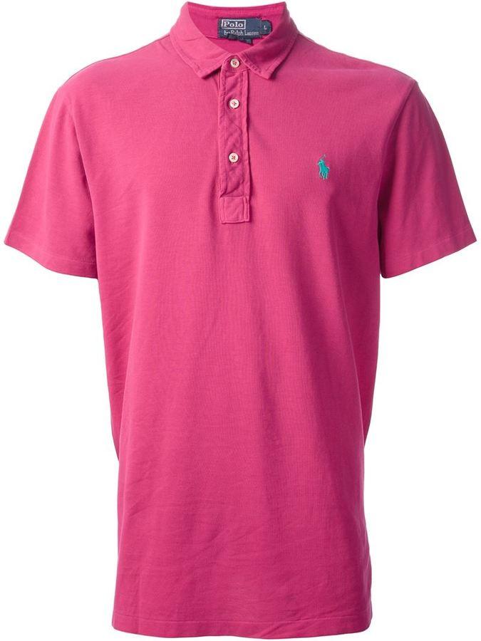 ralph lauren t shirt rosa