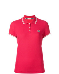 Moncler Short Sleeve Polo Shirt