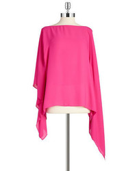 Vince Camuto Poncho With Cami