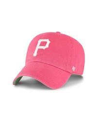 '47 Clean Up Pittsburgh Pirates Baseball Cap
