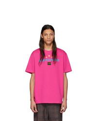 Gucci Pink Band T Shirt