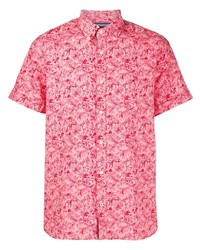 Tommy Hilfiger Palm Print Shirt