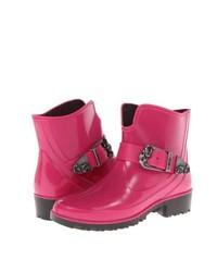 Diesel Rain Boot Ighuazu Rain Boots Super Pink