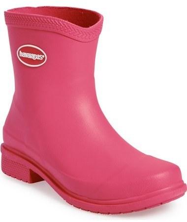 fd364ba6904c ... Havaianas Galochas Low Matte Waterproof Rain Boot ...