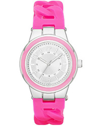 jcpenney Fashion Watches Braided Silicone Strap Watch