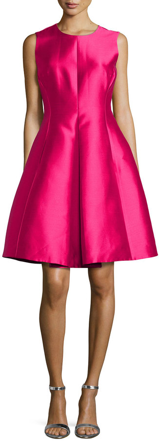 Kate Spade New York Classic Fit And Flare Dress | Where to buy & how ...
