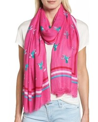 New york hummingbird oblong scarf medium 3695252