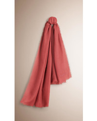 The lightweight cashmere scarf medium 390727