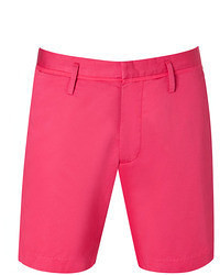 How to Wear Hot Pink Shorts (22 looks) | Men's Fashion
