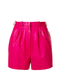 Lanvin High Waisted Shorts