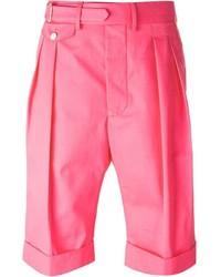 Lardini Tailored Pleated Shorts