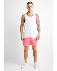 Forever 21 Pull On Chino Shorts