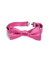Nordstrom Men's Shop Nordstrom Solid Silk Bow Tie