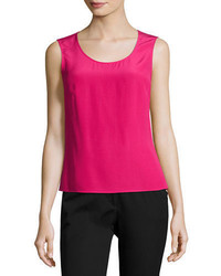 93ea84a9359f5 Women s Hot Pink Silk Tanks from Neiman Marcus