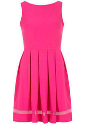 Hot pink skater dress original 4565221