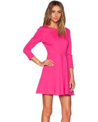 Kate Spade New York Ponte Flirty Back Dress