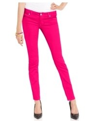 Celebrity pink jeans juniors skinny colored wash jeans medium 109497