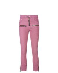 Isabel Marant Etoile Isabel Marant Toile Cropped Skinny Jeans