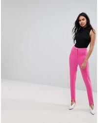 Asos Premium Scuba Skinny Stirrup Pants