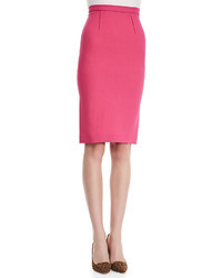 Hot Pink Skirt