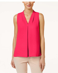 Vince Camuto Inverted Pleat Blouse Created For Macys