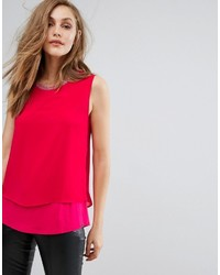 BOSS ORANGE Topia Jersey Sleeveless Top