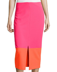 Worthington worthington center split pencil skirt tall medium 1201385