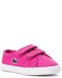 Lacoste Girls Kids Marcel Sneaker Toddler