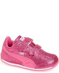 Puma Toddler Girls Steeple Glitz Sneaker