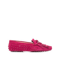 Tod's Studded Loafers