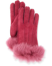 UGG Classic Heritage Toscana Gloves Lonely Hearts