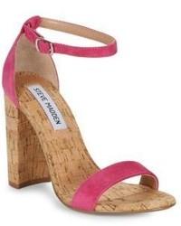 Carson high heel suede sandals medium 4380458
