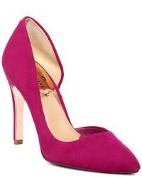 aa7065810c1 Women s Hot Pink Suede Pumps from Nordstrom Rack