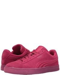 hot pink puma shoes