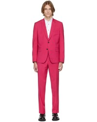 Hot Pink Suit